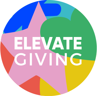 elevate prize giving logo